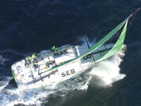 Рис.9 – Яхта класса Volvo Ocean 60